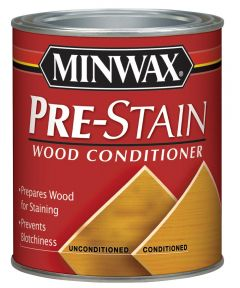 1 Qt Pre-Stain Wood Conditioner