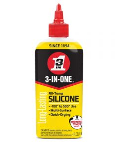 4 oz. 3 In 1 All Temperature Silicone Drip Oil