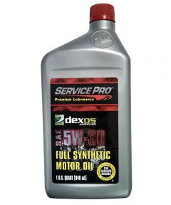 Service Pro 1 Qt. SAE 5W-30 Motor Oil
