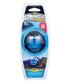 Outdoor Breeze Auto Expressions Vent Fresh Air Freshener