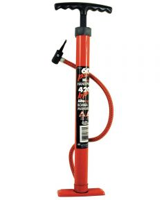 18 in. Heavy Duty Tire Pump Assorted Colors