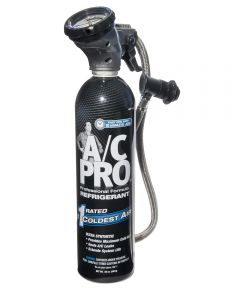 20 oz. A/C Pro Ultra Synthetic R134A Refrigerant Recharge Kit