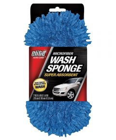 Elite Auto Care Microfiber Wash Sponge