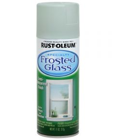 Specialty Frosted Glass Spray, 11 oz Spray Paint, Sea Glass