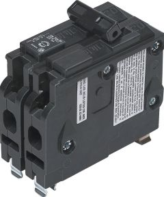 20 Amp 2 Pole 3/4 in. Panel Board Circuit Breaker
