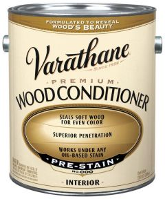 Varathane Premium Wood Conditioner, 1 Gallon, Wood Conditioner