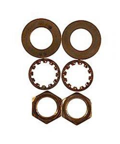 Westinghouse Light Fixture Nuts & Washers