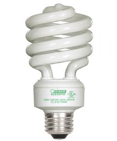 Feit Electric 23 Watt Soft White Mini Twist Light Bulbs 4 Count