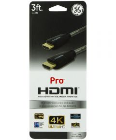 3 ft. Pro HDMI Cable With Ethernet