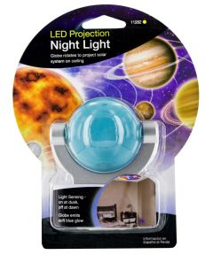 LED Projectables Automatic Solar System Night Light