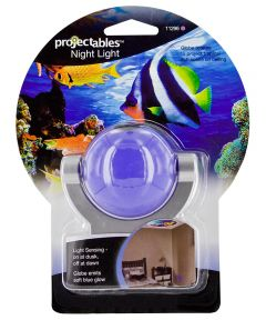 LED Projectables Automatic Tropical Fish Night Light