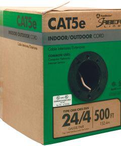 Tan 24 Gauge 4 Wire Indoor/Outdoor Cord (Sold Per Foot)
