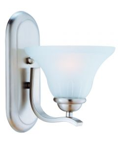 Boston Harbor Wall Sconce, Brushed Nickel