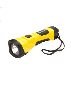 Dorcy 190 Lumen LED Flashlight Yellow