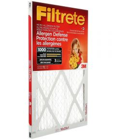 16 in. x 25 in. x 1 in. Micro Allergen Reduction Filter