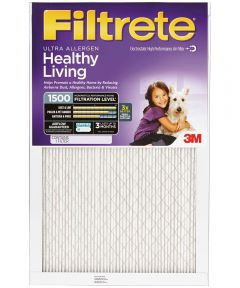 20 in. x 25 in. x 1 in. Ultra Allergen Healthy Living Air Filter 1500