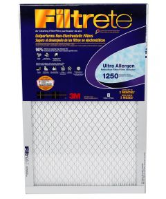 20 in. x 24 in. Filtrete Ultra Allergen Reduction Filters