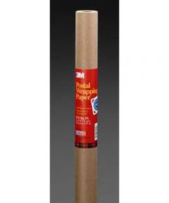 3M Postal Wrapping Paper, 30 in. x 15 ft.