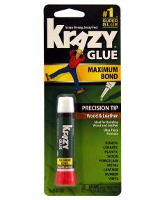 Krazy Glue Wood & Leather