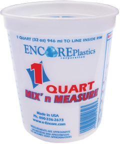 1 Quart Mix ft. N Measure Container