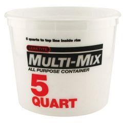 5 Quart Multi-Mix Container