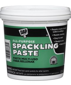 1 Quart Spackling Paste Ready-To-Use