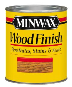1 Quart Golden Pecan Wood Finish Interior Wood