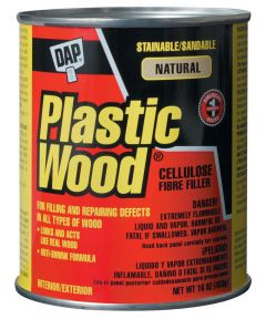 16 oz. Plastic Wood Filler
