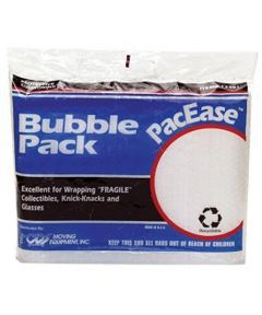 PacEase Bubble Pack Wrapping Material, 12 in. x 20 ft.