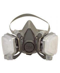 3M Dual Cartridge Paint Spray Respirator Mask