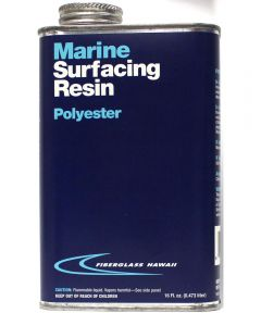 Marine Surfacing Resin Pint