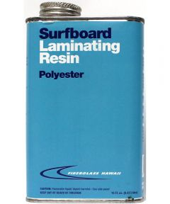 Surboard Laminating Resin Pint