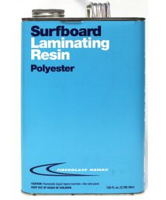 Surfboard Laminating Resin Gal