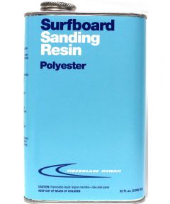 Surfboard Sanding Resin Qt