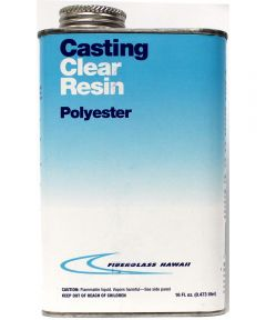 Clear Casting Resin Pint