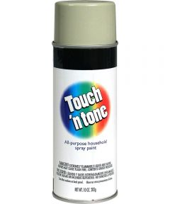 Touch N Tone General Purpose Spray Paint, 10 oz., Antique White