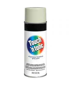 Touch N Tone General Purpose Spray Paint, 10 oz., Almond