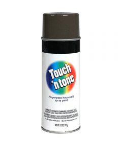 Touch N Tone General Purpose Spray Paint, 10 oz., Dove Gray