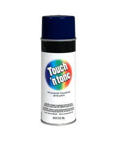 Touch N Tone General Purpose Spray Paint, 10 oz., Dark Blue