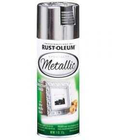 Specialty Metallic Spray, 11 oz Spray Paint, Silver