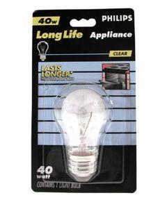 40 Watt Long Life Home Appliance Light Bulb