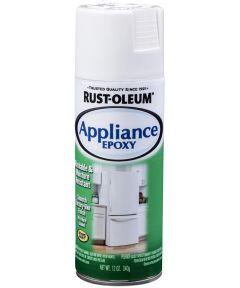 Specialty Appliance Epoxy Spray, 12 oz Spray Paint, White