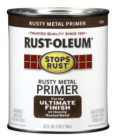 Stops Rust Rusty Metal Primer, Quart, Rusty Metal Primer