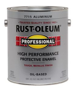 Professional High Performance Protective Enamel, 1 Gallon, Aluminum