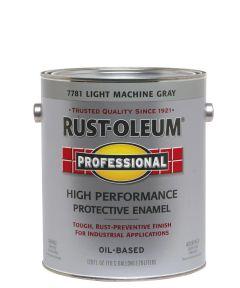Professional High Performance Protective Enamel, 1 Gallon, Light Machine Gray