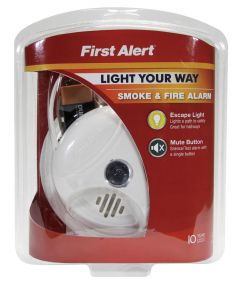 Escape Light Smoke Alarm