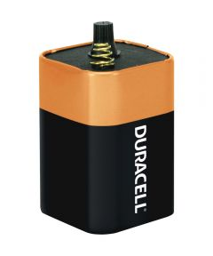 Duracell CopperTop 6V Alkaline Lantern Battery