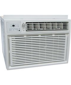 Comfort-Aire 4-Way Room Air Conditioner With Remote, 12000 BTUH, 288 cfm, 450 - 550 sq-ft., 2.54 pt/hr