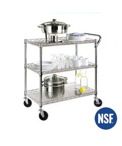 Industrial All Purpose Utility Cart