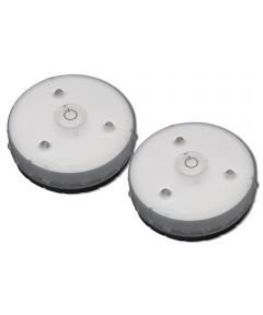 Wireless LED Micro Puck Light 2 Pack